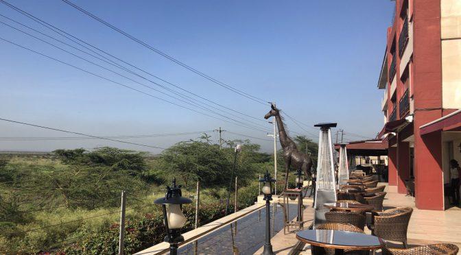 2020年ケニア・ルワンダ旅4日目(2020/2/20)